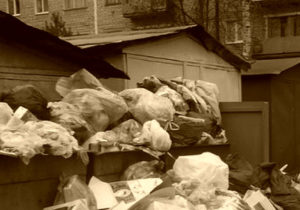 Отходы в Алабино