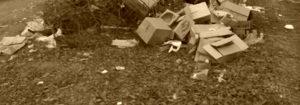 Отходы в Дубровицах