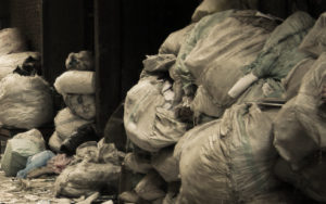 Отходы в Кузьминках