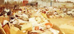 Отходы в Толстопальцево
