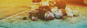 Отходы в Удельной